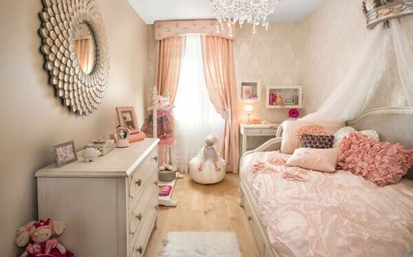 Màu pastel và ứng dụng trong thiết kế nội thất