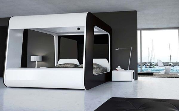 Giường ngủ đẹp