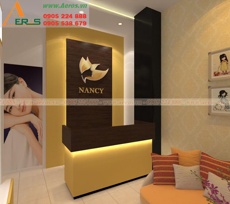 Hình ảnh thiết kế thi công spa Nancy
