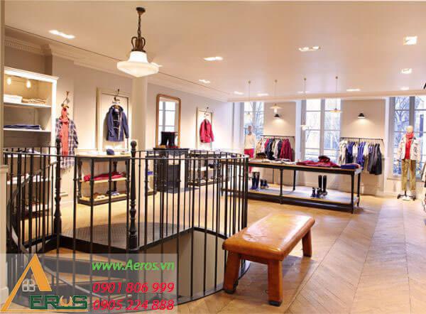 Top 10 mẫu thiết kế shop thời trang đẹp, hiện đại nhất 2019