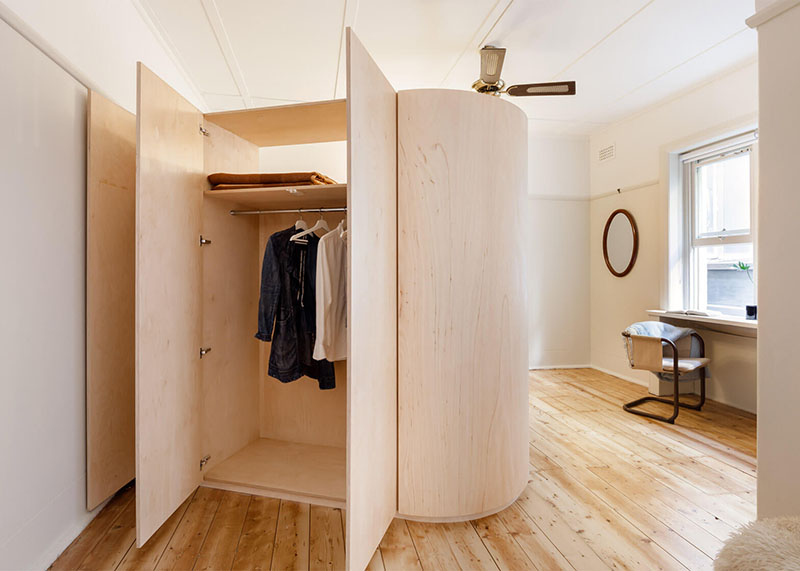 nội thất thông minh cho phòng ngủ nhỏ