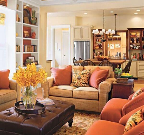 Phong cách thiết kế nội thất cổ điển