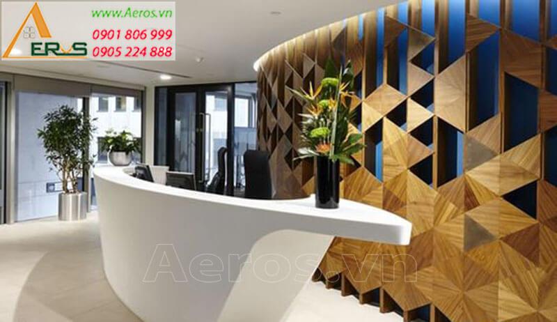 Hình ảnh thiết kế thi công phòng khám Ánh Linh