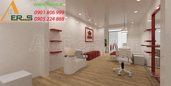 Thiết kế nội thất spa Queen tại quận Gò Vấp, TP.HCM