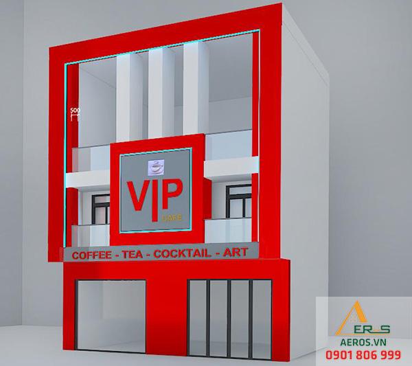 Thiết kế thi công nội thất quán cà phê VIP tại Biên Hòa