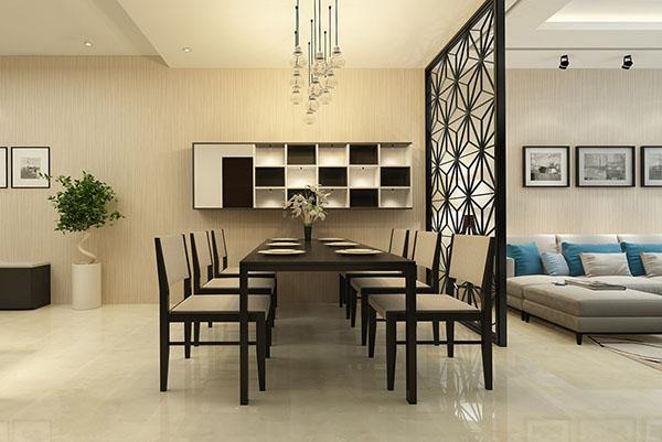 Thiết kế căn hộ chung cư 75m2 đẹp hút hồn và tiết kiệm chi phí