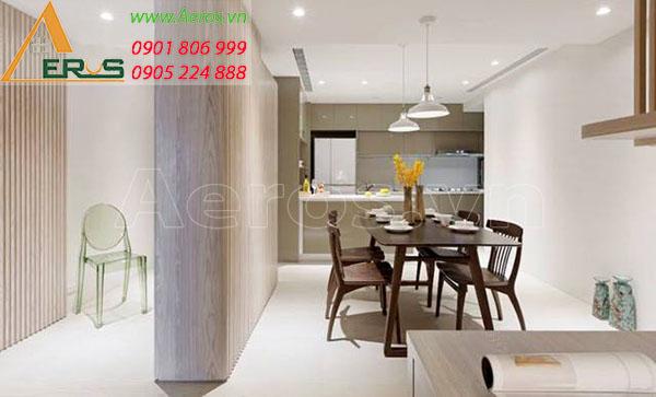 Thiết kế nội thất căn hộ chị Như chung cư Summer Square tại quận 6, TP.HCM