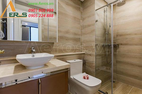 Thiết kế nội thất căn hộ chị Phương chung cư IDICO tại quận Tân Phú, TP.HCM