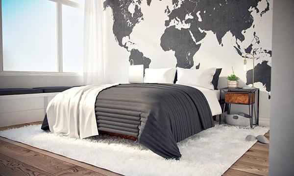Thiết kế chung cư 80m2 3 phòng ngủ