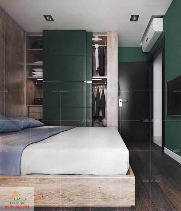 Thiết kế nội thất căn hộ chị Linh chung cư Moonlight Boulevard tại quận Tân Bình, TP.HCM