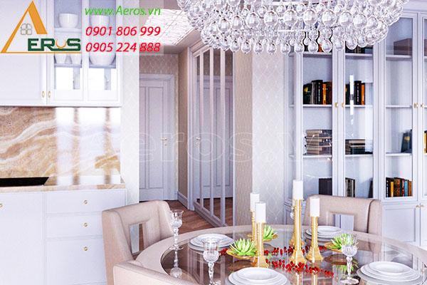 Thiết kế nội thất căn hộ của anh Hoàng chung cư Melody Âu Cơ tại Tân Phú