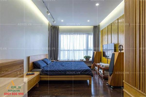 Thiết kế nội thất căn hộ chị An chung cư Sunrise City tại quận 7, Tp.HCM