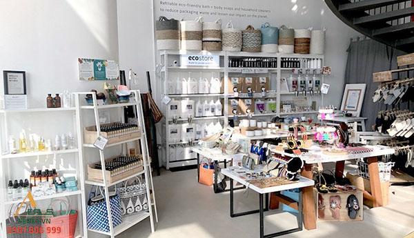 Top 10 mẫu thiết kế cửa hàng gia dụng đẹp nhất 2019