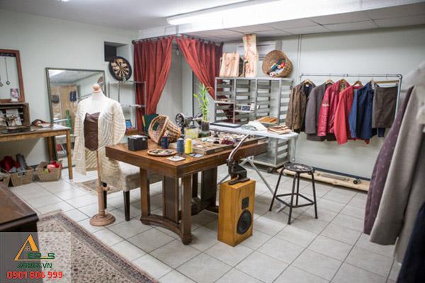 Top 10 mẫu thiết kế cửa hàng may đo đẹp nhất 2019