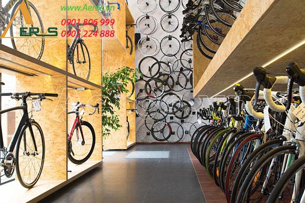 Top 10 mẫu thiết kế cửa hàng xe đạp thể thao đẹp nhất 2019