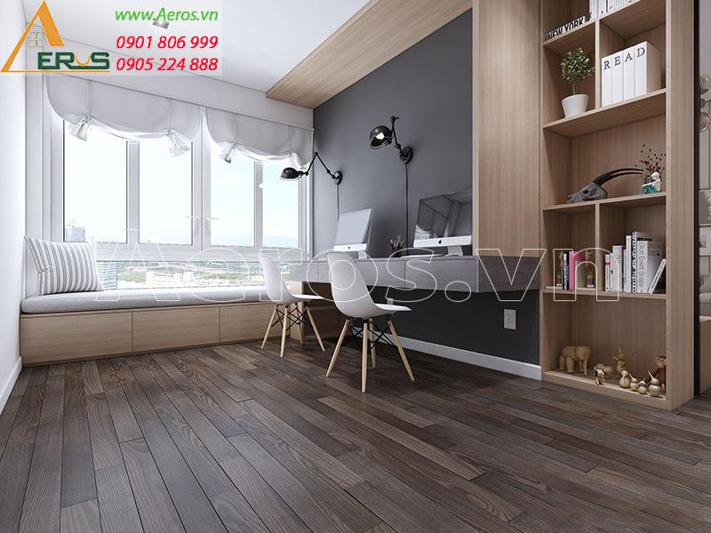 Thiết kế nội thất chung cư vinhome central park