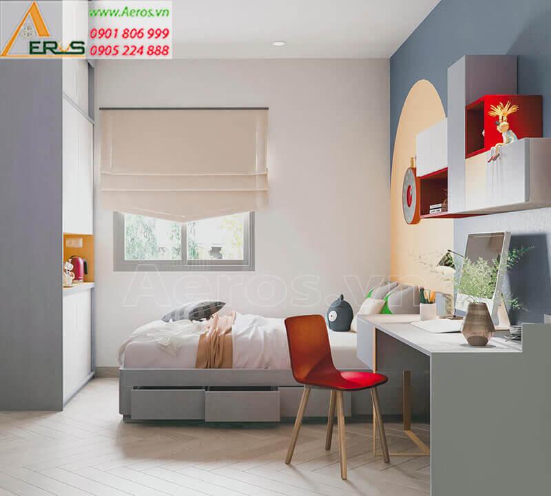 Thiết kế nội thất nhà phố chị Linh - Quận 3