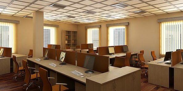 61 Mẫu thiết kế nội thất văn phòng đẹp hiện đại