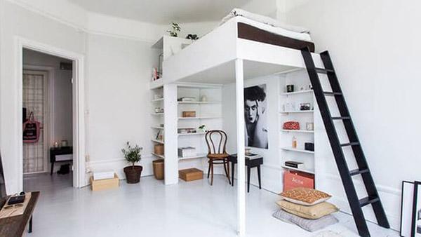 Thiết kế phòng trọ đẹp chẳng khác gì căn hộ mini cao cấp