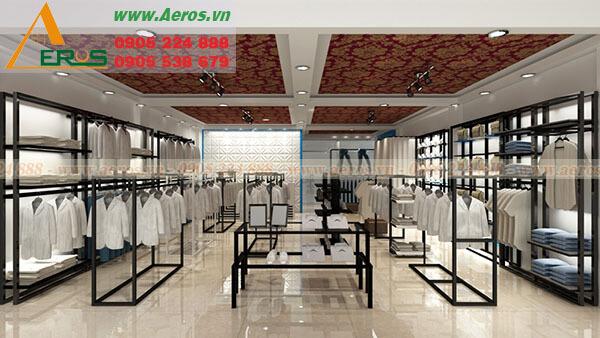 Thiết kế Shop thời trang Fashion Shop - Bình Dương