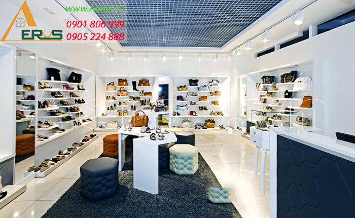 Thiết kế thi công shop túi xách Coler quận 4