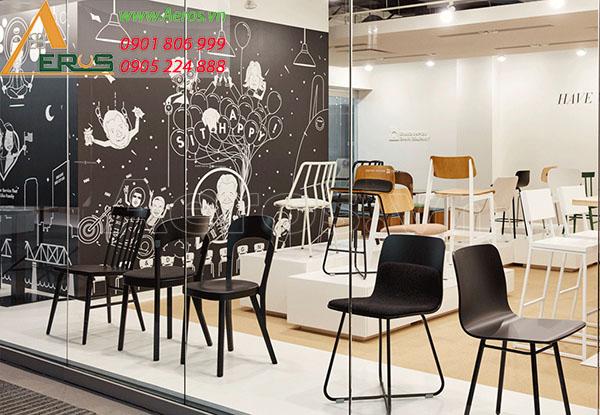 Top 10 mẫu thiết kế cửa hàng văn phòng phẩm đẹp nhất 2019