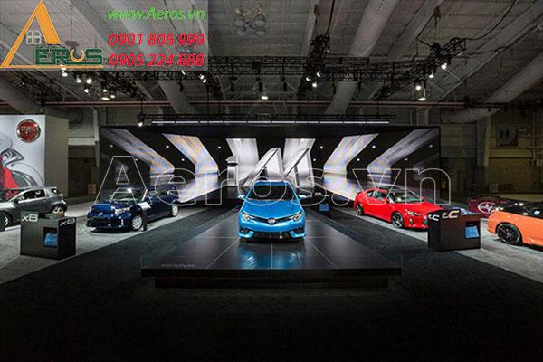 Top 10 mẫu thiết kế showroom ôtô đẹp nhất 2019