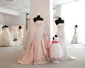 5 Bí quyết trang trí studio áo cưới thu hút các cặp đôi