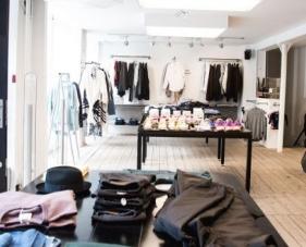 Làm thế nào để thiết kế một cửa hàng thời trang độc đáo