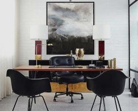 40 Hình ảnh bật mí cách thiết kế văn phòng làm việc tại nhà đẹp mà đơn giản