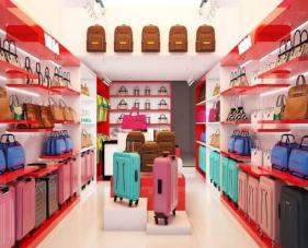 Cách trang trí shop túi xách đẹp và thu hút khách
