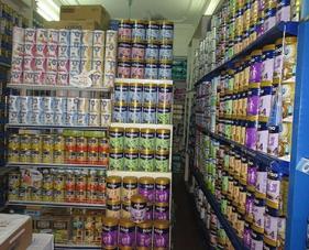 Tất tần tật 5 cách trưng bày cửa hàng sữa giúp thúc đẩy doanh thu