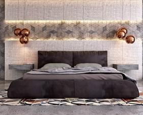 29 Mẫu giường ngủ không chân mà bạn có thể trang bị cho căn phòng của mình
