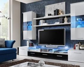 30 Mẫu kệ tivi trang trí phòng khách phổ biến nhất hiện nay