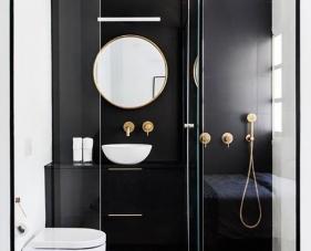24 Mẫu nhà vệ sinh đơn giản mà hiện đại bạn có thể tham khảo