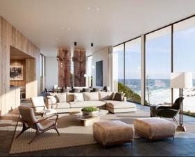 Tổng hợp 50 mẫu phòng khách hiện đại và sang trọng dành cho căn hộ lớn