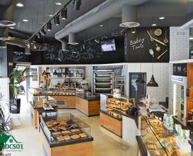 Top 10 mẫu thiết kế cửa hàng bánh ngọt đẹp nhất 2019
