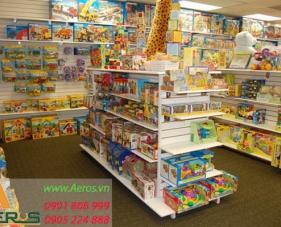 Top 10 mẫu thiết kế cửa hàng đồ chơi trẻ em đẹp nhất