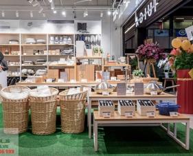 Top 10 mẫu thiết kế cửa hàng gia dụng hiện đại nhất