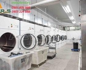 Top 30 mẫu thiết kế cửa hàng giặt là hút khách nhất