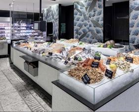 Top 10 mẫu thiết kế cửa hàng hải sản hút khách nhất