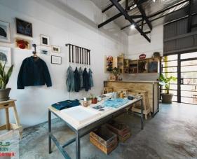 Top 10 mẫu thiết kế cửa hàng may đo hút khách nhất