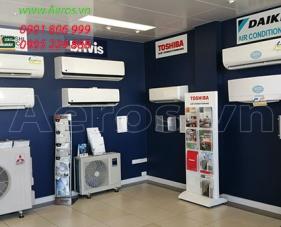 Top 10 mẫu thiết kế showroom máy lạnh hiện đại nhất