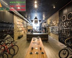 Top 10 mẫu thiết kế cửa hàng xe đạp thể thao đẹp nhất
