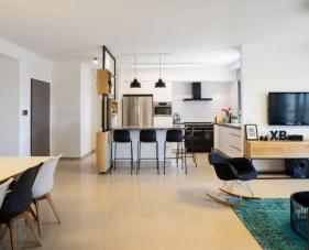 Mẫu thiết kế nội thất chung cư đẹp #1