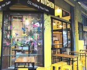 Top 10 mẫu thiết kế quán ăn vặt đẹp nhất