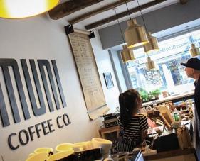 Mẫu thiết kế quán cafe đẹp #2