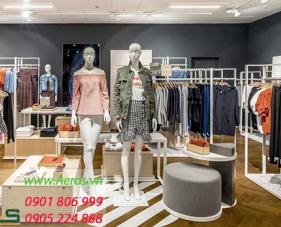 Top 10 mẫu thiết kế shop thời trang nữ đẹp nhất 2019