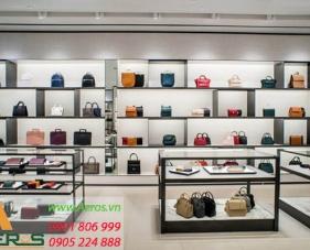 Top 10 mẫu thiết kế shop túi xách đẹp, xu hướng 2019