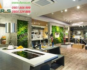 Top 10 mẫu thiết kế showroom bếp thu hút khách hàng nhất
